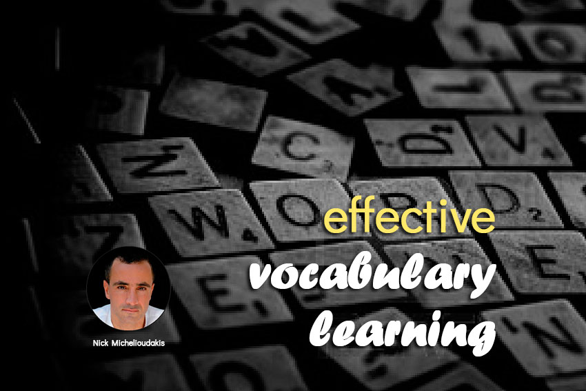 Effective Vocabulary Learning