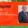 Dr Michael Milanovic talks to ELT NEWS about the new LanguageCert certificates administered online
